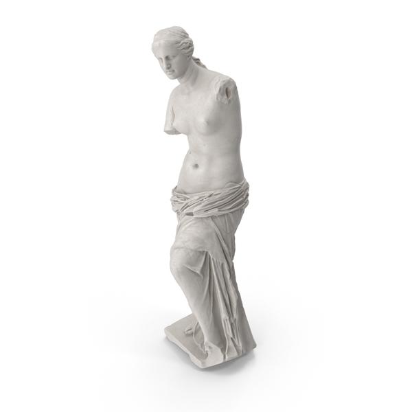 Venus de Milo PNG & PSD Images