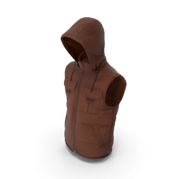 Waistcoat: Vest Brown PNG & PSD Images
