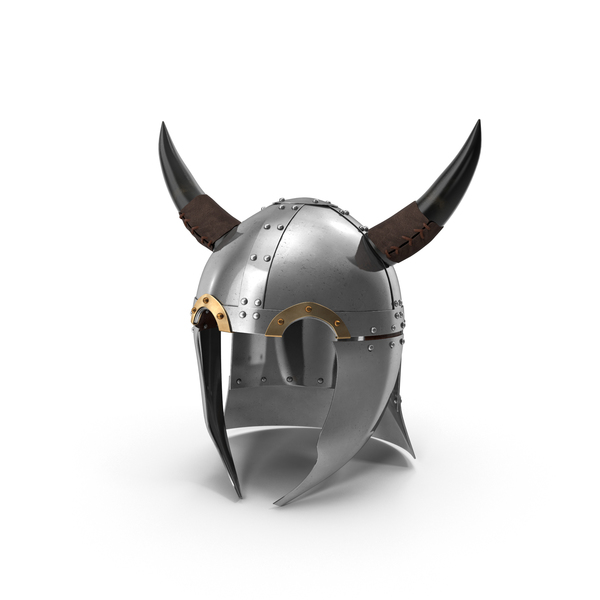 Viking Helmet Object
