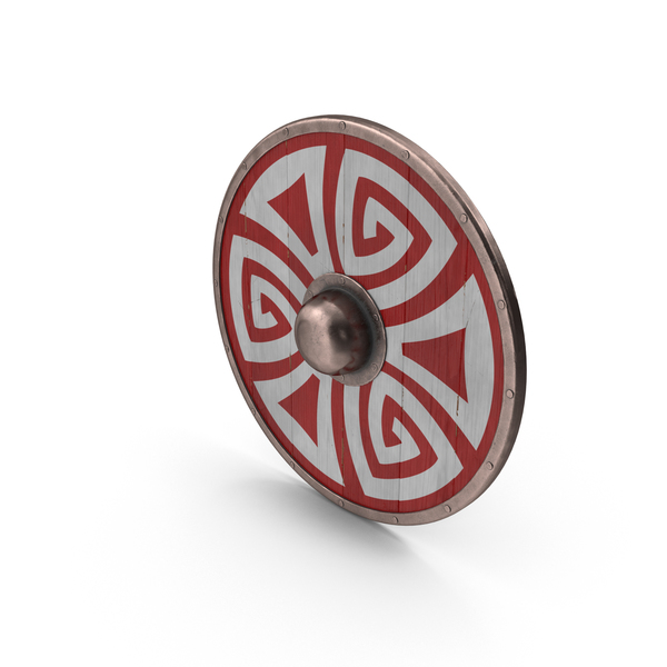 Buckler: Viking Shield PNG & PSD Images