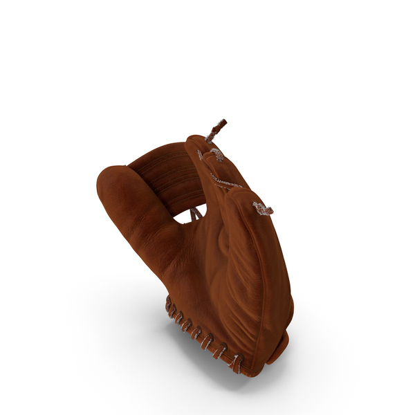 Vintage Baseball Glove Shoeless Joe PNG & PSD Images