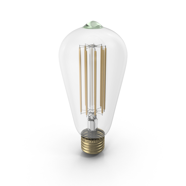 Vintage Bulb PNG & PSD Images