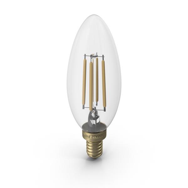 Lightbulb: Vintage Bulb PNG & PSD Images