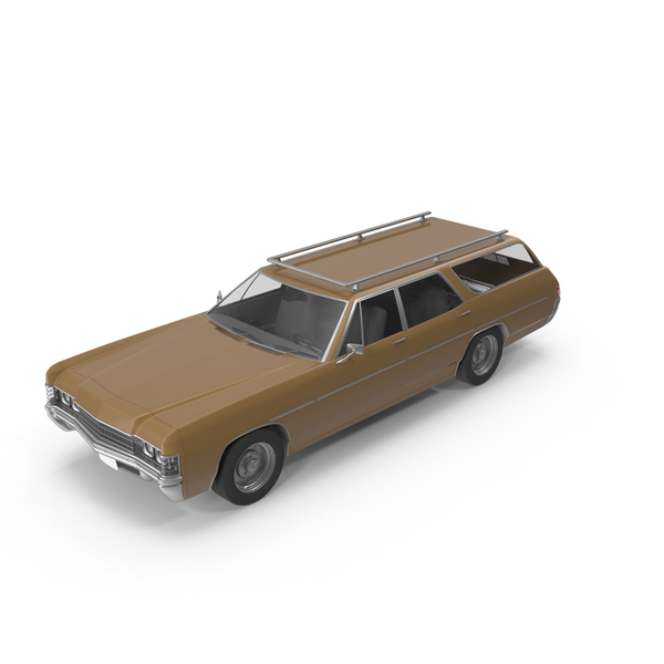 Vintage Car Brown PNG & PSD Images