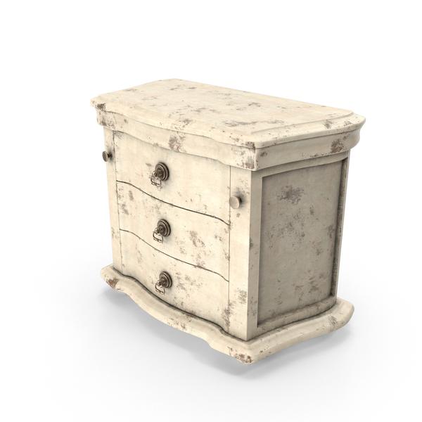 Vintage Dresser PNG & PSD Images