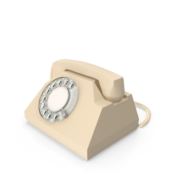 Vintage Phone PNG & PSD Images