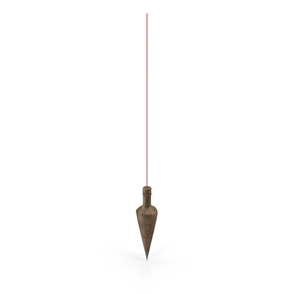 Vintage Plumb With Old String PNG & PSD Images