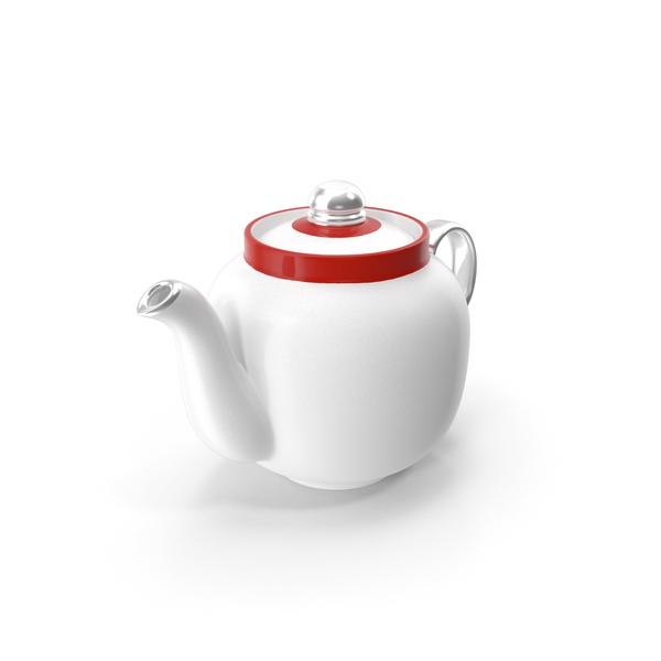 Vintage Soviet Teapot PNG & PSD Images