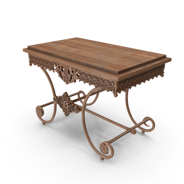 Vintage Table PNG & PSD Images