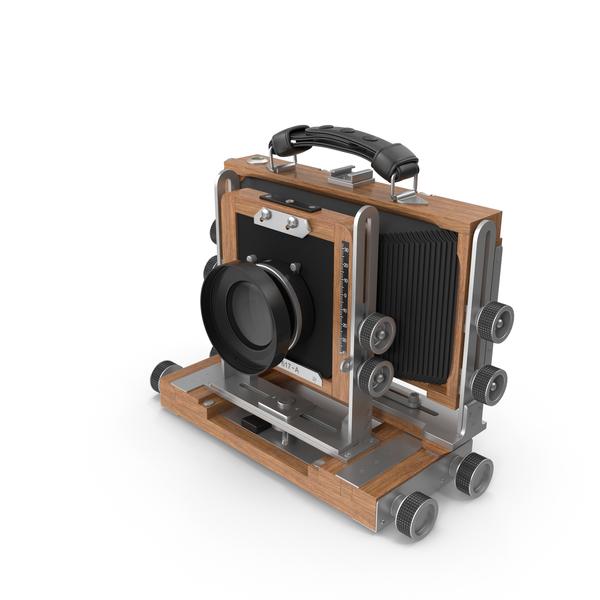 Vintage TFC617 Professional Camera PNG & PSD Images