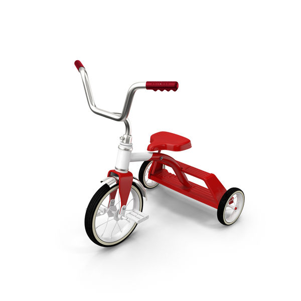 Vintage Tricycle Object