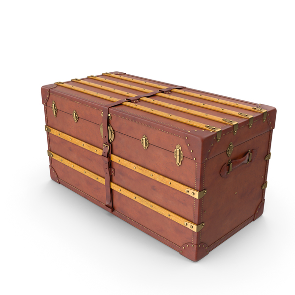 Vintage Trunk by Hofmann PNG & PSD Images