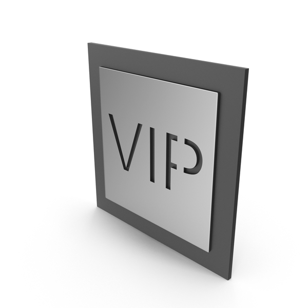 VIP Sign PNG & PSD Images