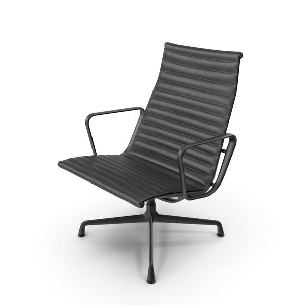 Office: Vitra Aluminium Chair EA 116 PNG & PSD Images