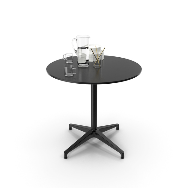 Vitra Bistro Table PNG & PSD Images