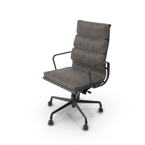Vitra Soft Pad Chair EA 219 PNG & PSD Images