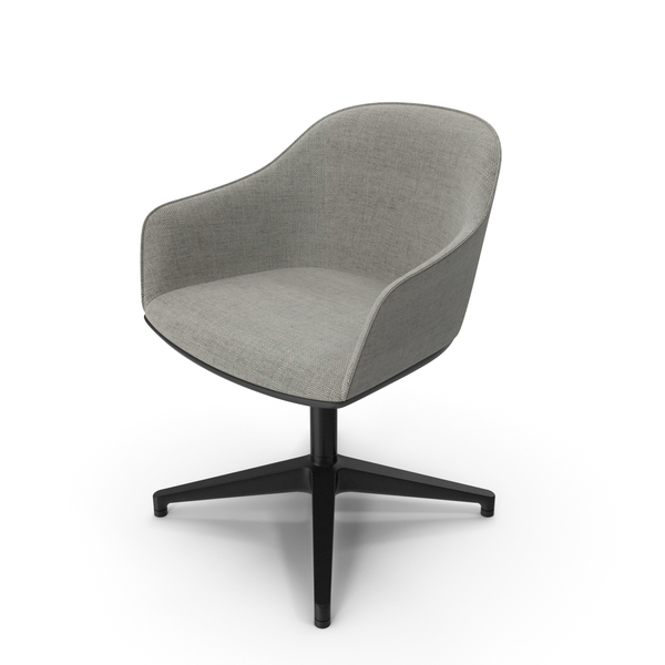 Vitra Softshell Chair PNG & PSD Images