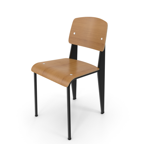 Vitra Standard Chair PNG & PSD Images