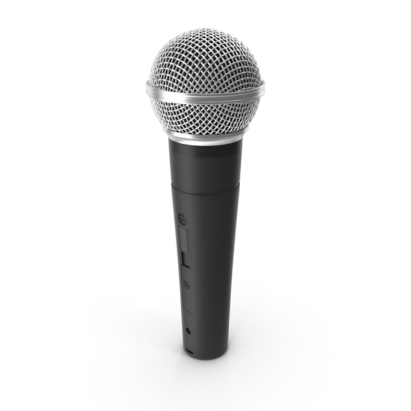 Vocal Microphone PNG & PSD Images