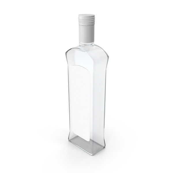 Vodka Bottle Mockup PNG & PSD Images