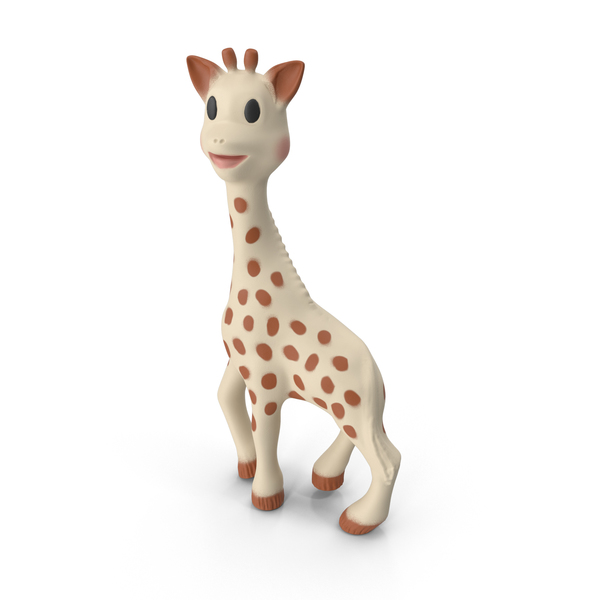 Toys: Vulli Sophie la Girafe Toy PNG & PSD Images