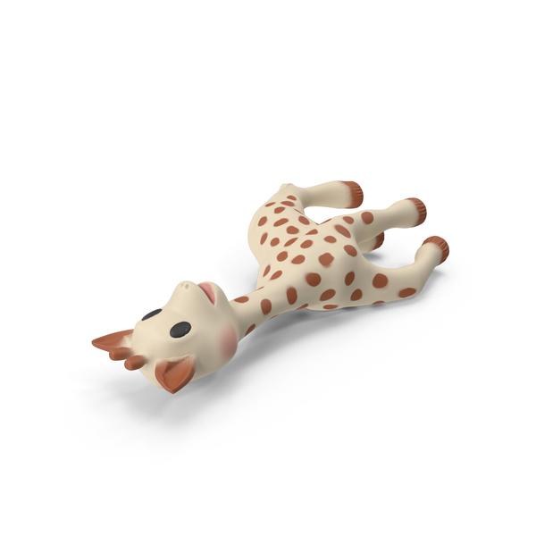 Vulli Sophie la Girafe Toy PNG & PSD Images