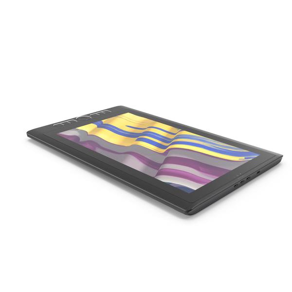 Tablet Computer: Wacom MobileStudio Pro 13 PNG & PSD Images
