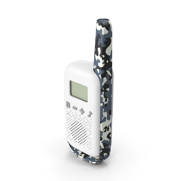 Walkie Talkie PNG & PSD Images