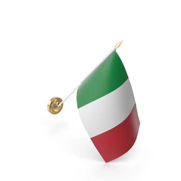 Italian: Wall Flag Italy PNG & PSD Images