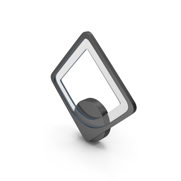 Wall Lamp Black PNG & PSD Images