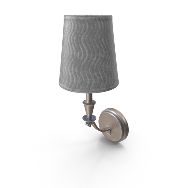 Sconce: Wall Lamp PNG & PSD Images