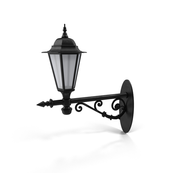 Street Light: Wall Lantern PNG & PSD Images