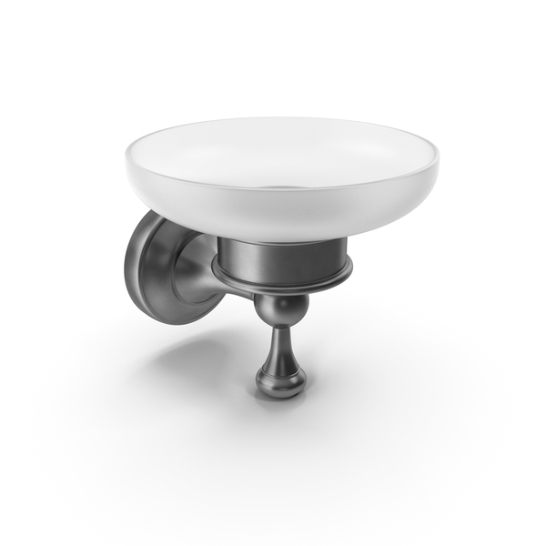Wall Mounted Soap Dish PNG & PSD Images