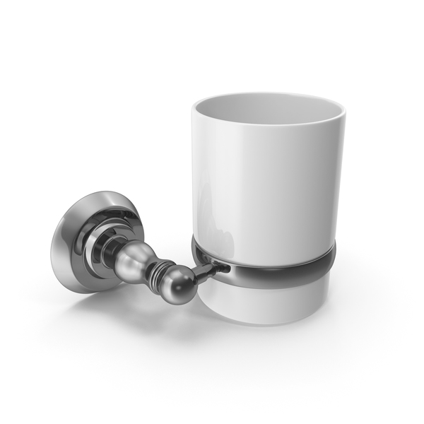 Wall Mounted Toothbrush Holder PNG & PSD Images