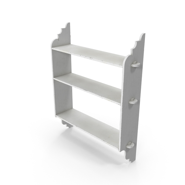 Wall Shelf PNG & PSD Images