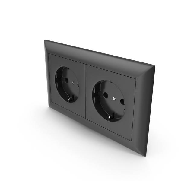 Wall Socket Outlets PNG & PSD Images