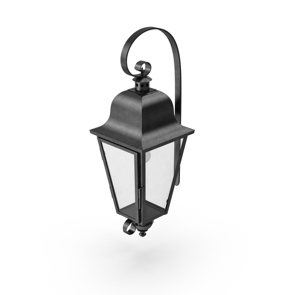 Wall Street Lantern PNG & PSD Images