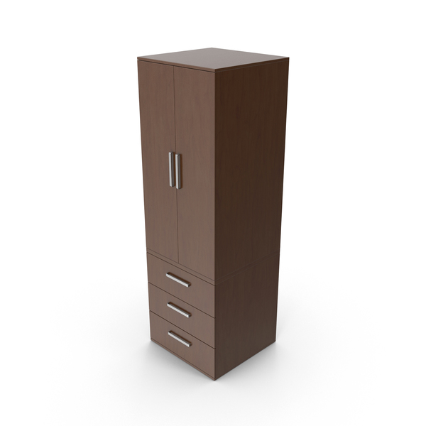Armoire: Wardrobe Dark PNG & PSD Images