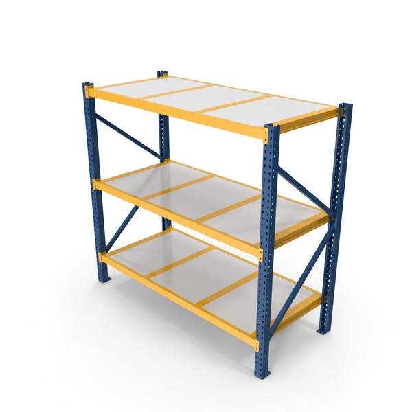 Warehouse Rack Object