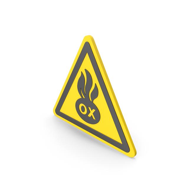 Caution: Warning Hazard Symbol PNG & PSD Images