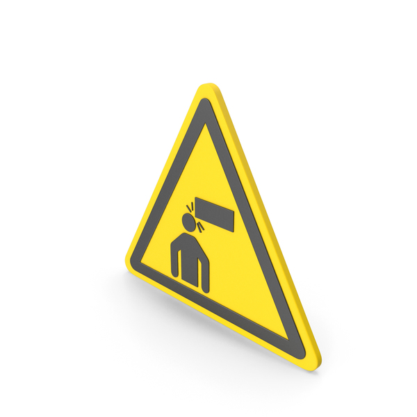 Caution: Warning Hazard Symbol PNG & PSD Images