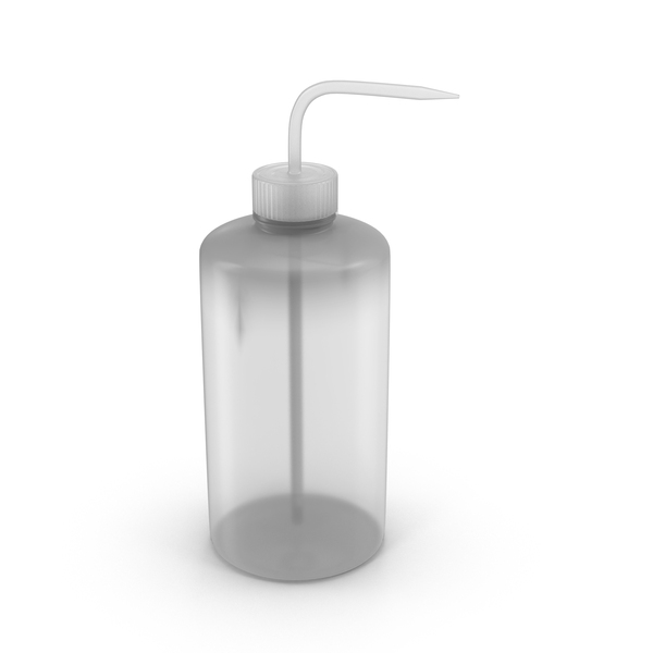 Wash Bottle PNG & PSD Images