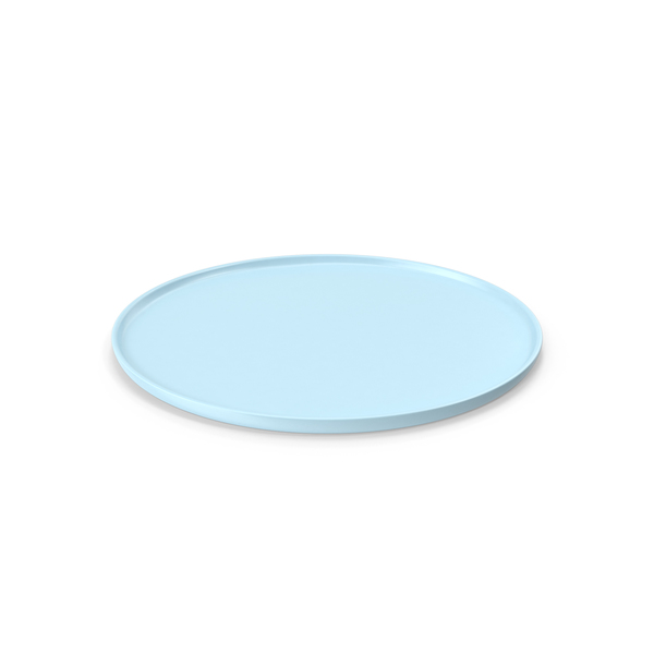 Wash Indigo Appetizer Plate PNG & PSD Images
