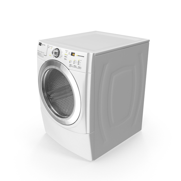 Washer White PNG & PSD Images