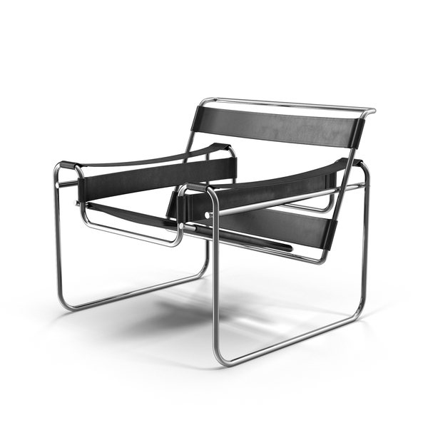 Arm: Wassily Chair PNG & PSD Images