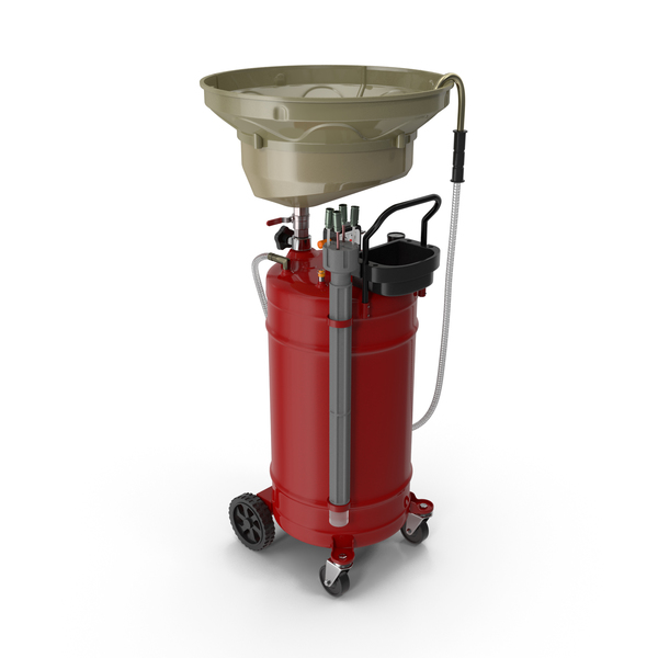 Waste Oil Drainer PNG & PSD Images