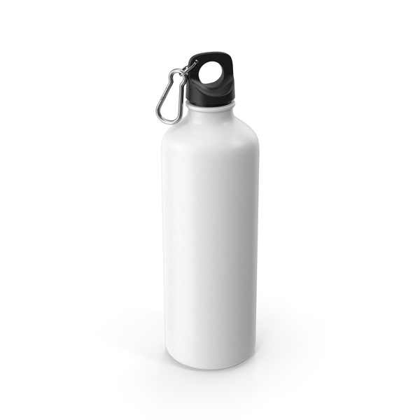 Water Bottle White PNG & PSD Images