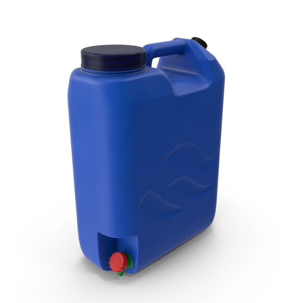 Water Container PNG & PSD Images