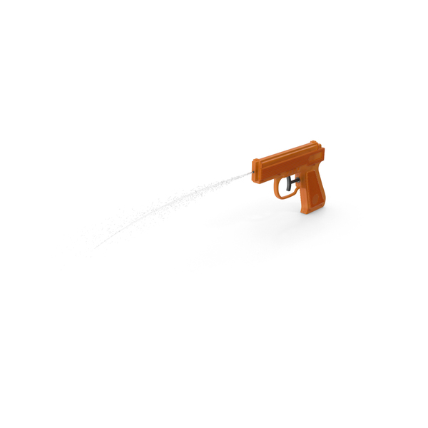 Water Gun Object