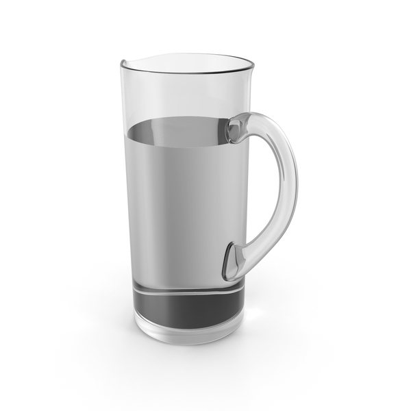 Glass: Water Jug PNG & PSD Images